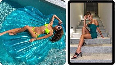Honorata Skarbek pokazuje zdjęcie z wakacji, prężąc się w bikini. WOW co za ciało!