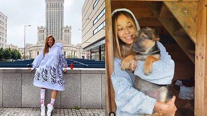 """Izabella Krzan na zmysłowym zdjęciu: """"Ojj, ale kusisz. Świecisz jak słońce na niebie"""" - komentują internauci"""