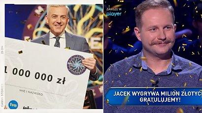 Kim jest zwycięzca ostatniego odcinka Milionerów? Poznaj Jacka Iwaszko!