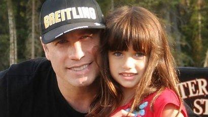 John Travolta chwali się córką. Jak dziś wygląda dorosła Ella?