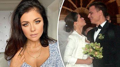 Katarzyna Cichopek w sukni ślubnej! Aktorka świętuje koronkową rocznicę ślubu. Minęło już 13 lat!