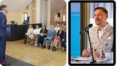 Krzysztof Ibisz ma nową pracę! Czym zajmuje się wiecznie młody prezenter?