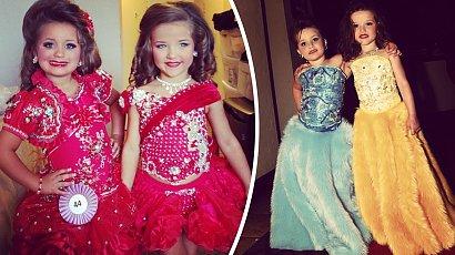Te bliźniaczki zasłynęły jako małe miss! Dziś są już nastolatkami! Jak wyglądają Alycesaundra i Giavanna Lyerly?