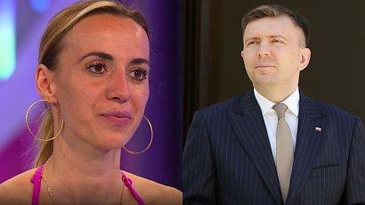 """Marianna Schreiber wzięła udział w """"Top Model"""", a teraz pozuje nago! Ostre komentarze o żonie polityka PiS: Godna pogardy!"""