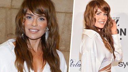 Natasza Urbańska kusi zgrabnym ciałem na Flesz Fashion Night! Biała kreacja z wycięciami odsłoniła zbyt dużo?