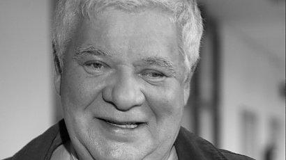 Nie żyje Tomasz Knapik. Legendarny lektor za tydzień skończyłby 78 lat