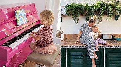 Olga Frycz zorganizowała córce 3 urodziny. Był piękny tort i przyjęcie. Olga wybrała miejsce, które gwiazdy raczej omijają