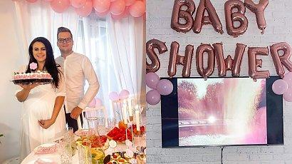 Olga Przybysz pokazała zdjęcia ze swojego baby shower!