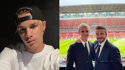 Syn Davida Beckhama idzie w ślady ojca. Dla kogo będzie grał Romeo?