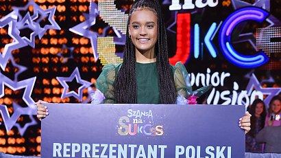 """Sara Egwu-James będzie reprezentować Polskę na Eurowizji Junior 2021! Posłuchaj jej piosenki """"Somebody"""""""