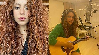 Shakira pochwaliła się swoim pierwszym NFT! Token artystki jest piękny!