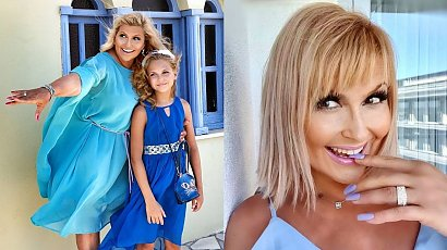 Katarzyna Skrzynecka pokazała drugą córkę! Paula ma 25 lat i jest przepiękna!