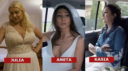 Ślub od pierwszego wejrzenia: Uczestniczki wybrały suknie ślubne! Która najładniejsza?