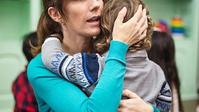 """""""Teściowa śmiała się, że popłakałam się, gdy odprowadzałam syna do przedszkola... Jestem troskliwą matką!"""""""