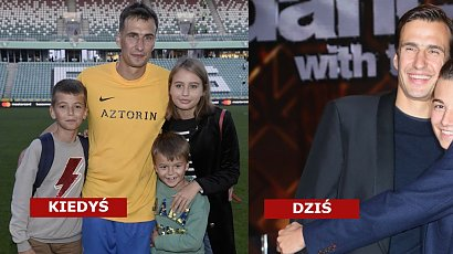 """Szymon Bieniuk wspierał siostrę w """"Tańcu z Gwiazdami""""! Syn Anny Przybylskiej ma już 15 lat! Ale on się zmienił!"""