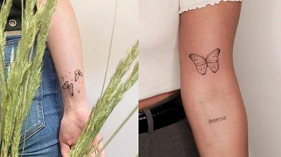 Tatuaż-motyl - czy nadal jest modny?