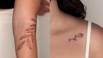 Tatuaże nawiązujące do natury! Koniecznie zobacz je w naszej galerii!