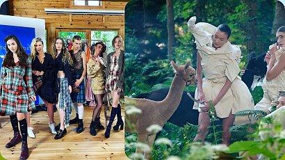 Afera w Top Model! Udział alpak w sesji zdjęciowej był złym pomysłem?