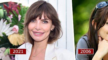 """Agnieszka Dygant pokazała zdjęcie z młodości! """"Nic się Pani nie zmieniła, wciąż tak samo piękna"""" - ktoś pisze. Ma rację?"""