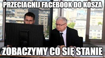 Awaria Facebooka: Nie działał na całym świecie przez 6 godzin! Internauci tworzą memy!