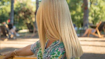 """""""Zafarbowałam włosy na blond i mam większe powodzenie! Żonaci na mnie lecą""""!"""