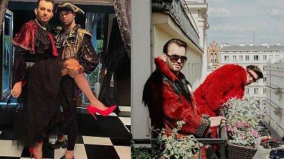 Królowe Życia: Gabriel Seweryn pokazał swój apartament. Teraz możesz zorganizować w nim przyjęcie, lub sesję zdjęciową