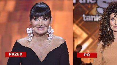 Iwona Pavlović kompletnie odmieniona w burzy brązowych loków! Ta fryzura odmłodziła ją o 20 lat!