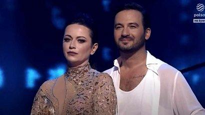 """Gogglebox. Uczestnicy programu ostro o tańcu Izabeli Małysz: """"o patrz... proszę cię"""""""