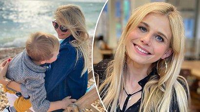 Izabela Zwierzyńska świętuje urodziny synka! Franek skończył już 4 lata. Podobny do mamy?