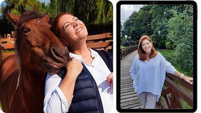 Katarzyna Dowbor opowiedziała o swojej pasji do koni. Co zdradziła dziennikarka?