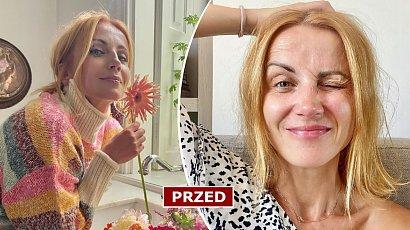 Katarzyna Zielińska pochwaliła się nową fryzurą! Do twarzy jej w long bobie i rudych włosach?