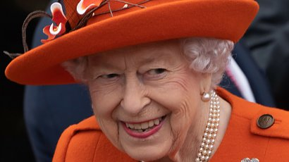95-letnia Królowa Elżbieta II na inauguracji Igrzysk Wspólnoty Narodów. Co za uśmiech!