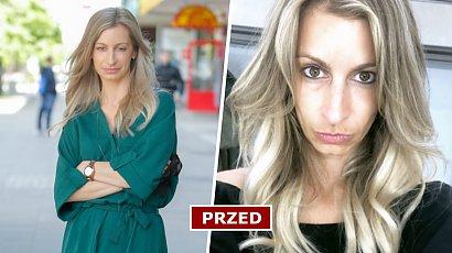 Magdalena Schejbal już nie jest blondynką? W ciemnych włosach wygląda jak zupełnie inna osoba!