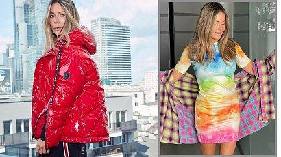Małgorzata Rozenek-Majdan reklamuje kurtkę zimową. Fani dopatrują się podróby...