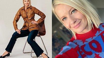 """Małgorzata Kożuchowska zaszalała z fryzurą: """"Petarda. Wyglądasz genialnie. A stylizacja też na medal"""" - piszą fani"""