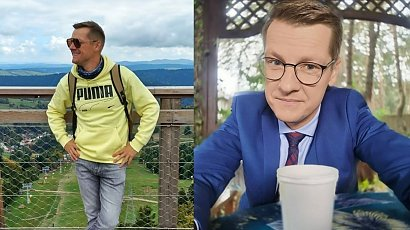 """Marcin Mroczek pochwalił się rodzinką: """"Twoje chłopaki to Cię zaraz przerosną. Ale wy wszyscy jesteście do siebie podobni"""" - piszą fani"""