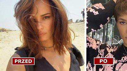 """Natalia Szroeder ścięła włosy! """"Jak młoda Edyta Górniak"""" - ktoś pisze. Pasuje jej fryzura pixie cut?"""
