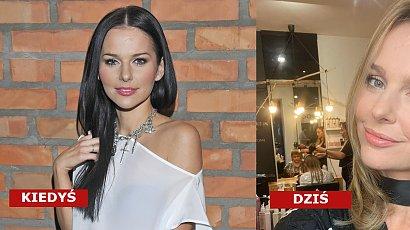"""Paulina Sykut-Jeżyna odświeżyła fryzurę! Ma teraz włosy do ramion i jasny blond! """"Blondyneczka pozdrawia"""""""
