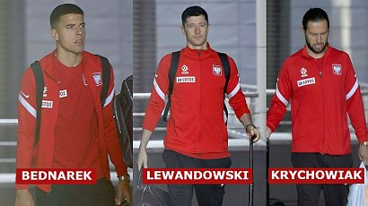Polska reprezentacja wyjechała na mecz z Albanią! Który polski piłkarz jest największym ciachem?