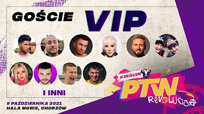 Lil Masti, Medusa, WuWunio i inni. Celebryci gośćmi specjalnymi pierwszej gali wrestlingu w Polsce