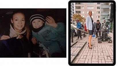 Sonia Bohosiewicz dodała zdjęcie sprzed lat! Jak wyglądała młoda aktorka?