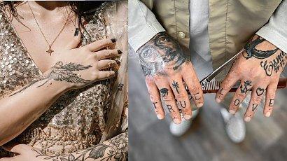 Tatuaż na dłoni - czy to dobry pomysł?