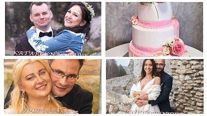 Ślub od pierwszego wejrzenia: Uczestnicy pokazali torty weselne! Która para miała najładniejszy?