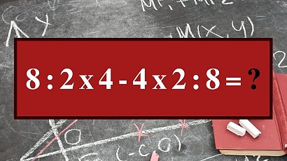 Jaki jest prawidłowy wynik działania? Ta prosta zagadka matematyczna pokonała już niejedną osobę!