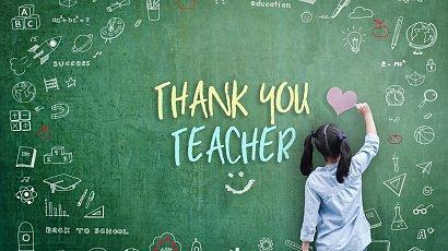 Życzenia na Dzień Nauczyciela - krótkie,  mądre, rymowane. 6 pomysłów