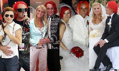 Zobaczcie wszystkie żony Michała Wiśniewskiego!