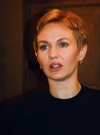 Agnieszka Pilaszewska w Miodowych latach