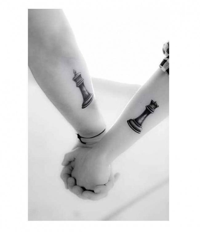 Tatuaże Dla Zakochanych Najlepsze Wzory O Miłości