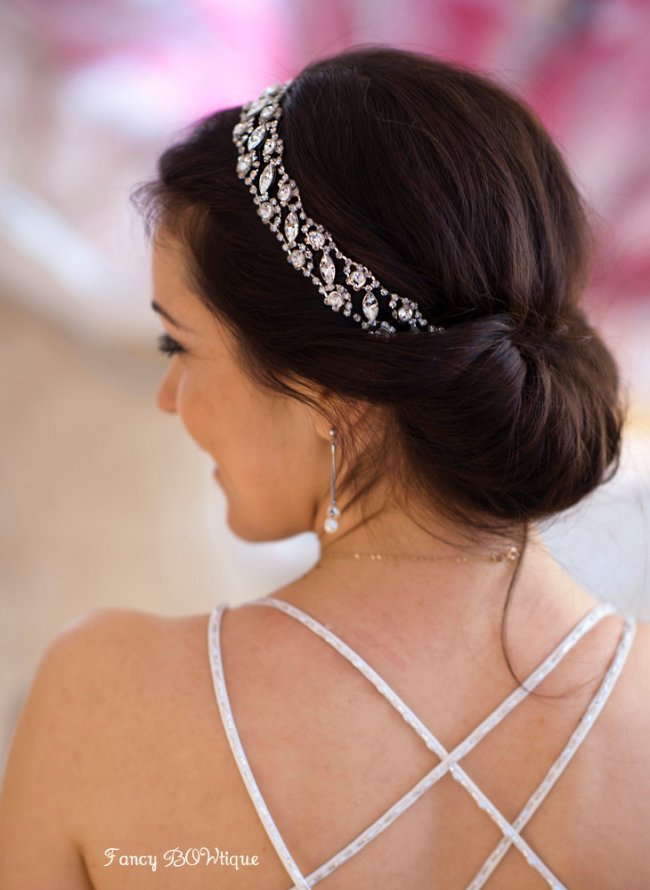 Opaska Zamiast Welonu Gorący Trend W Modzie ślubnej