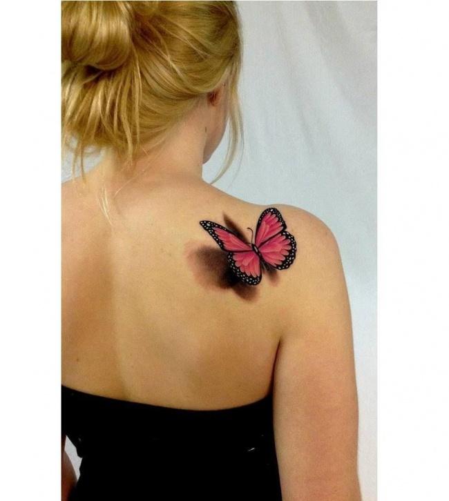 Tatuaze 3d Male Urocze Wzory Dla Kobiet